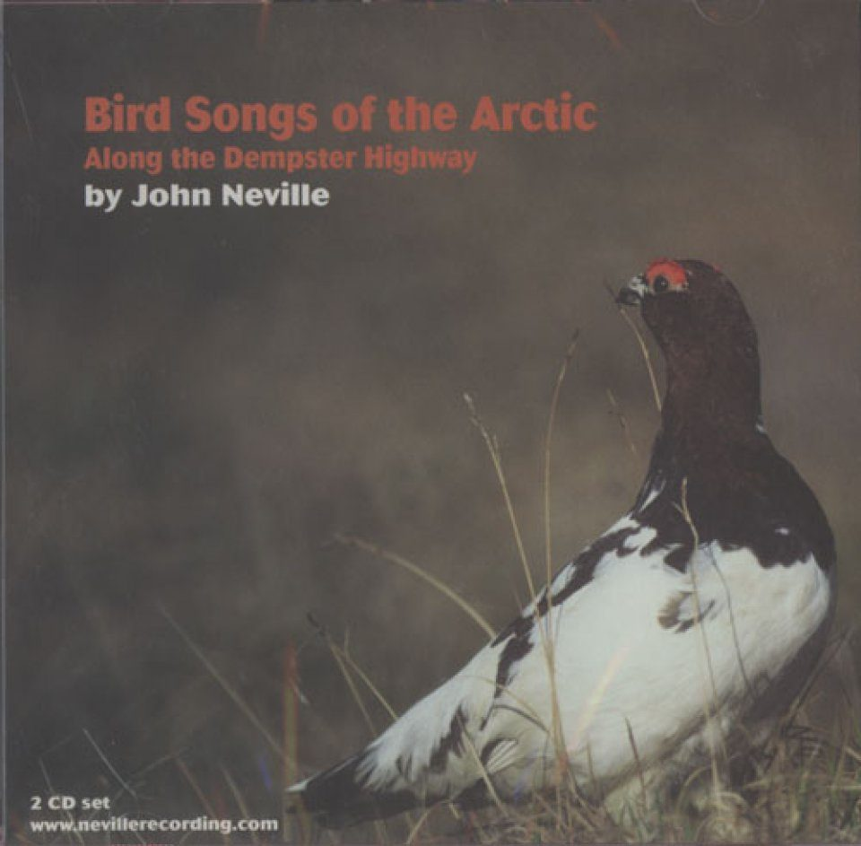 Bird Songs of the Arctic (2CD)