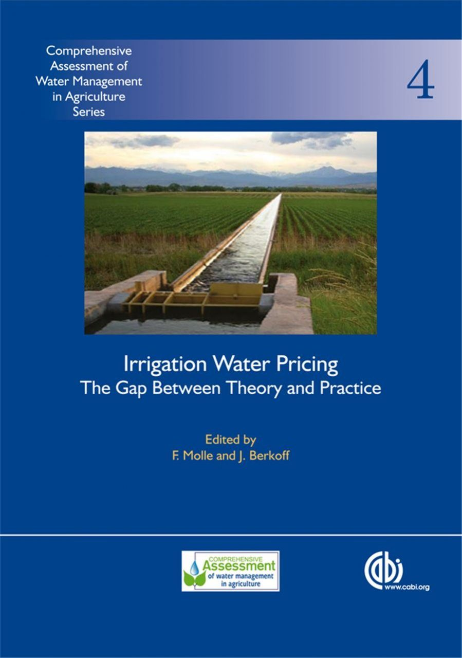Irrigation Water Pricing