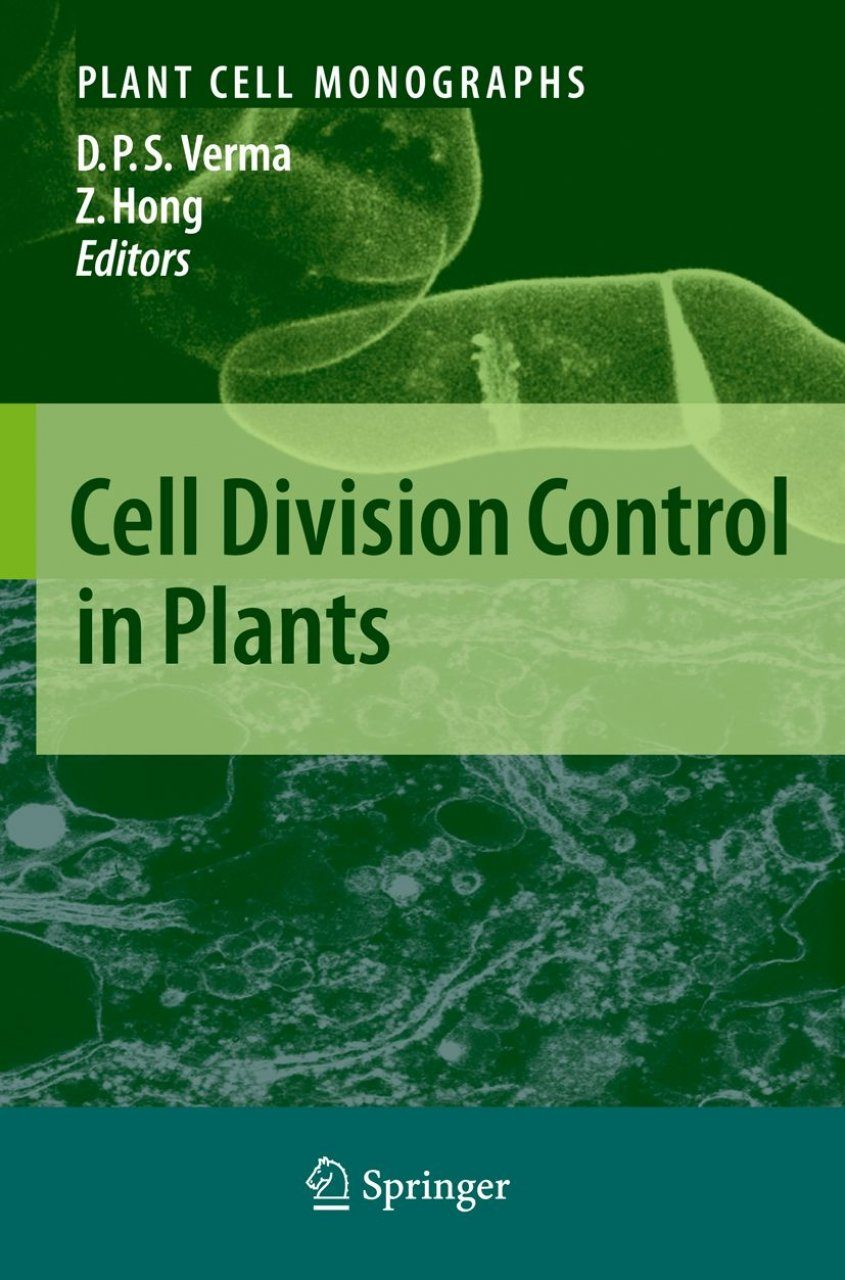 Cell Division Control in Plants