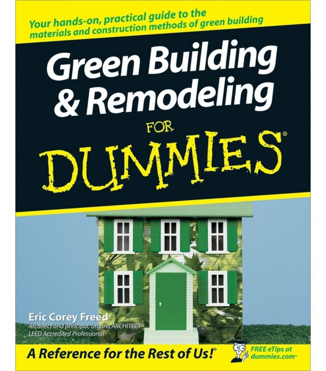 Green Building Remodeling for Dummies