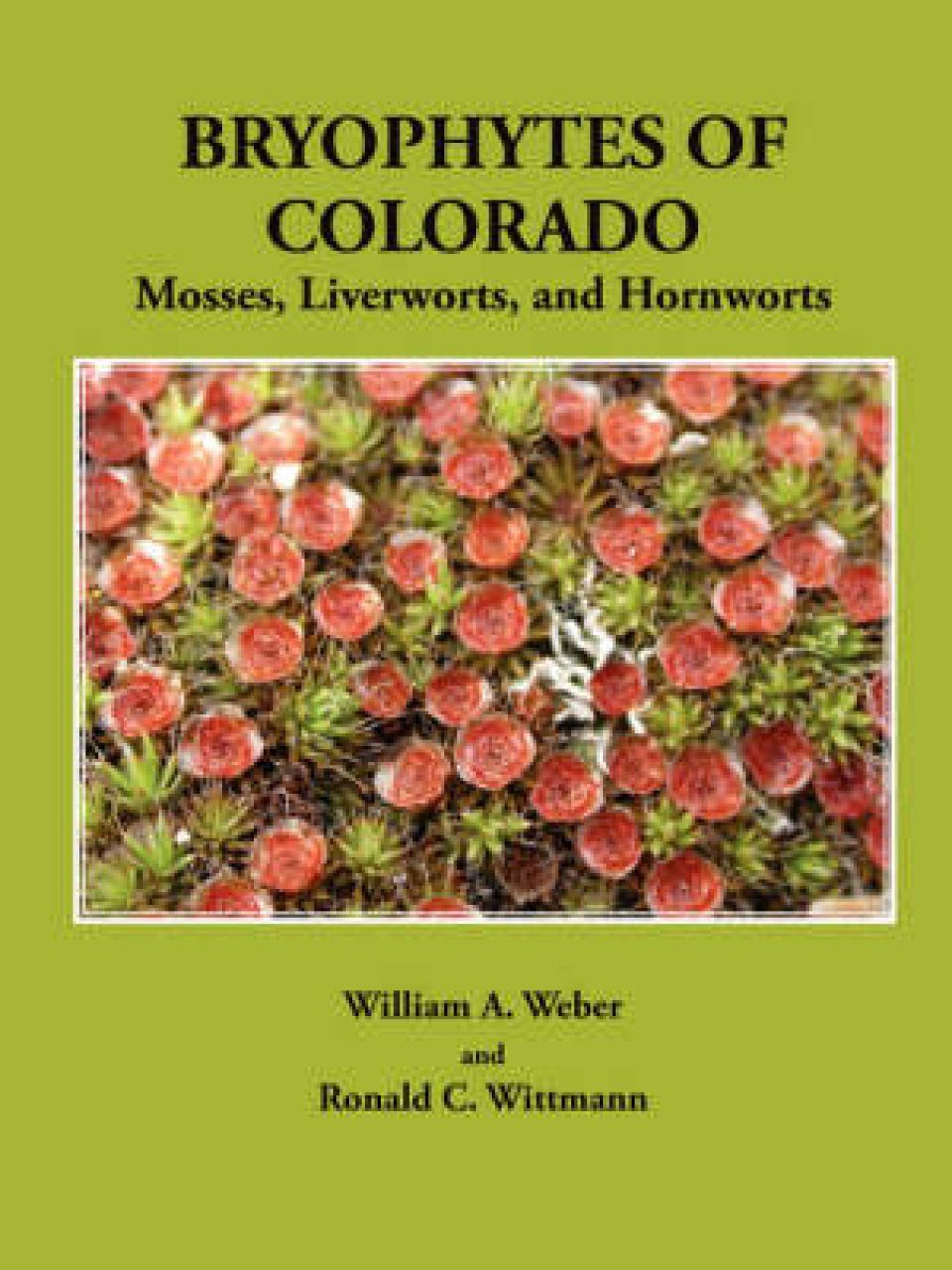 Bryophytes of Colorado