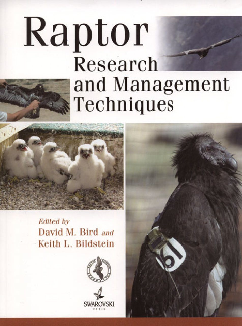 Raptor Research and Management Techniques