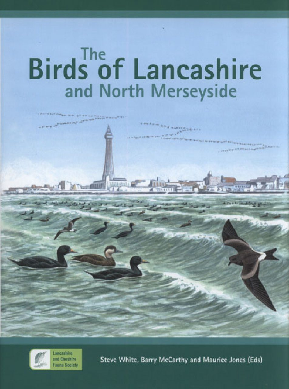 The Birds of Lancashire and North Merseyside