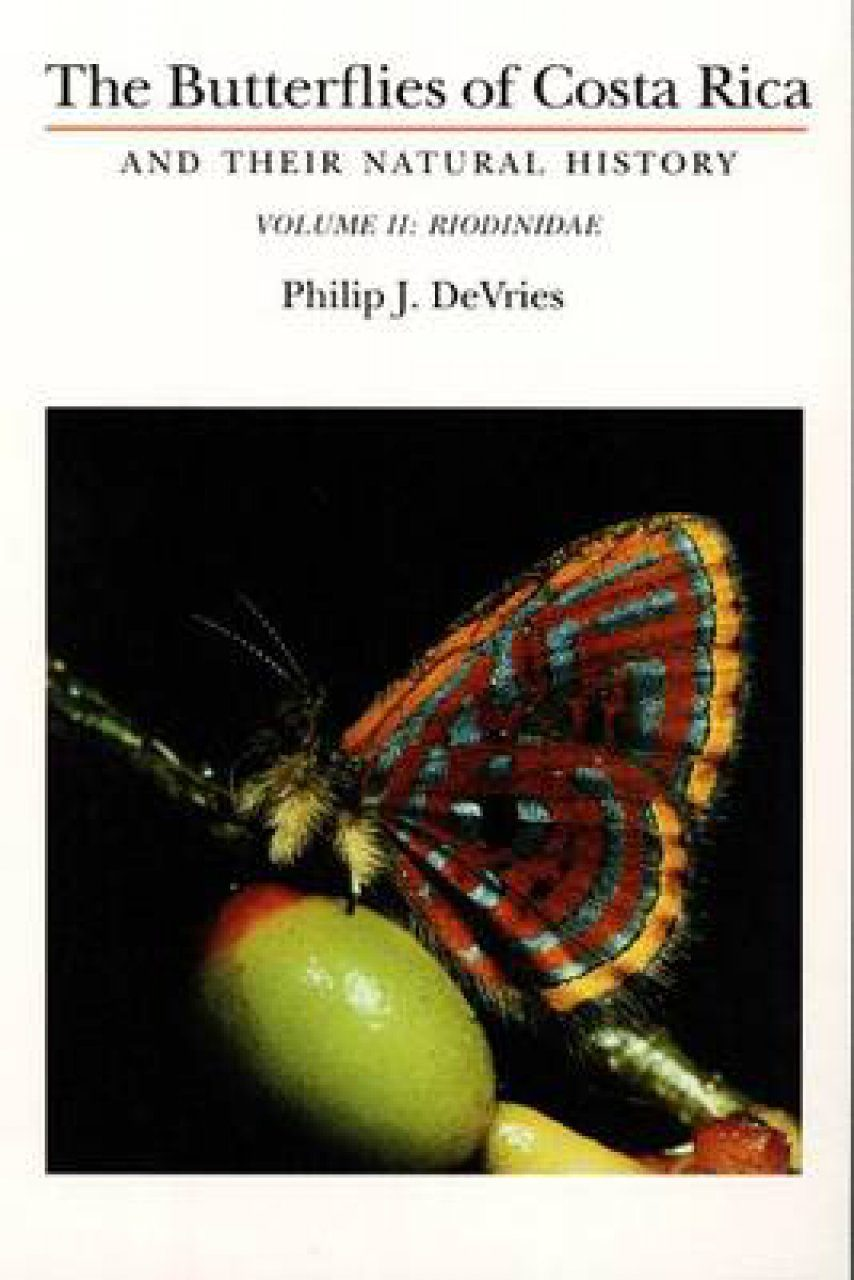 The Butterflies of Costa Rica and their Natural History, Volume 1