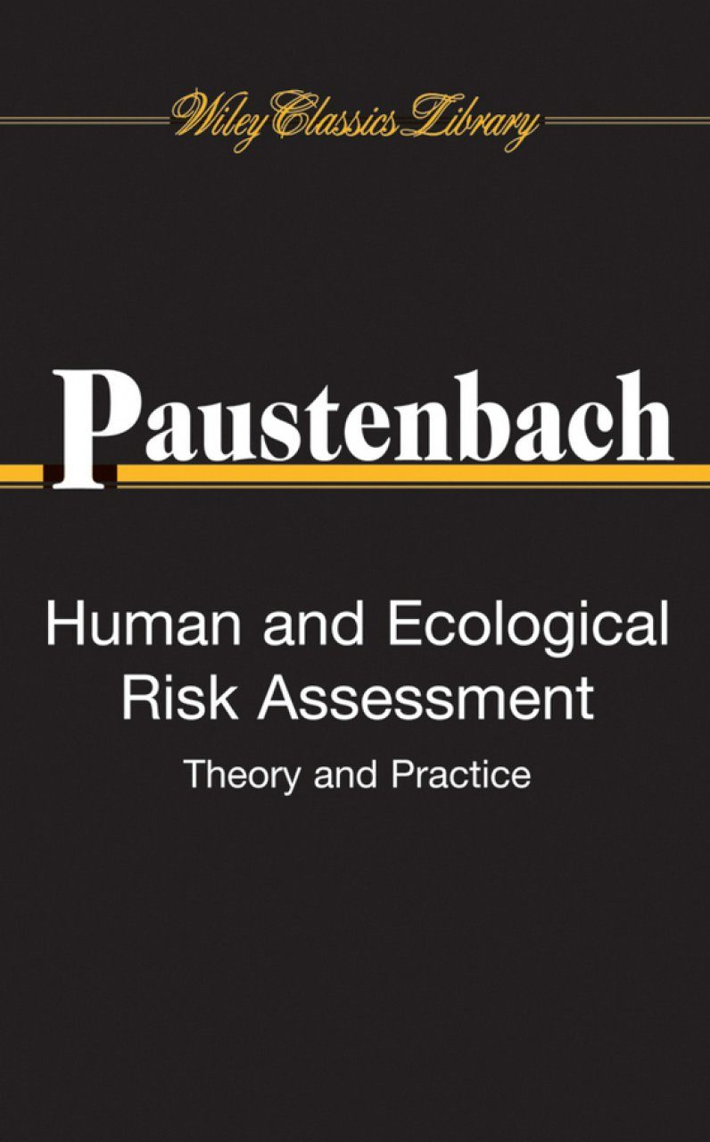 Human and Ecological Risk Assessment