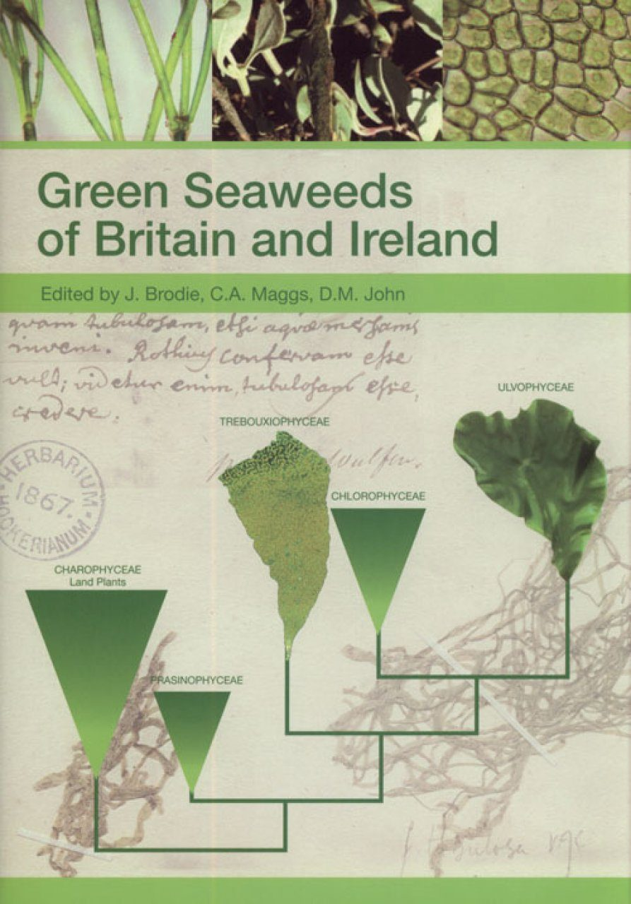 Green Seaweeds of Britain and Ireland