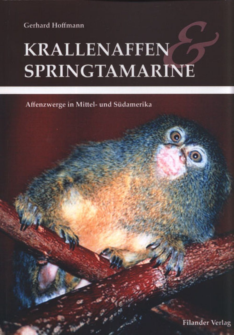Krallenaffen & Springtamarine: Affenzwerge in Mittel- und Südamerika [Marmosets & Goeldi's Monkey: Dwarf Monkeys in Central and South America]