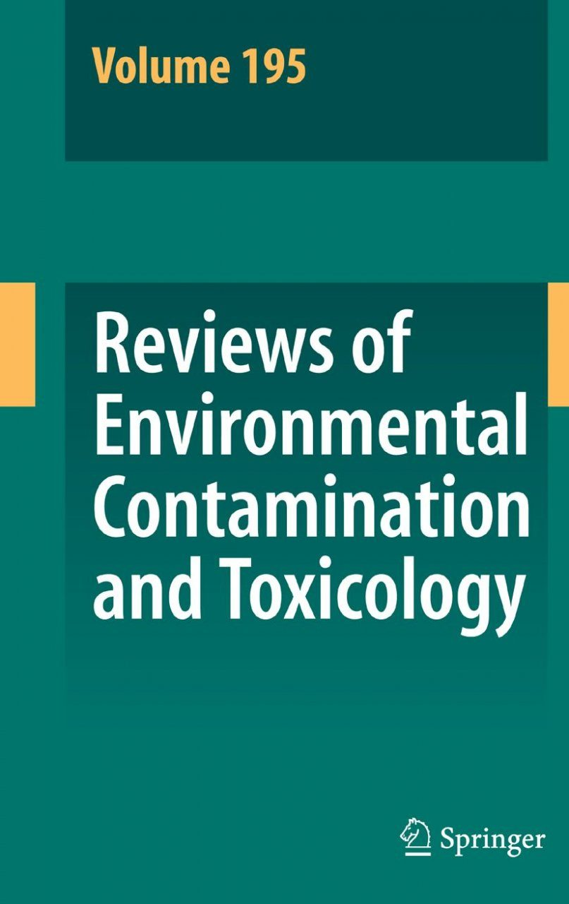 Reviews of Environmental Contamination and Toxicology. Volume 195