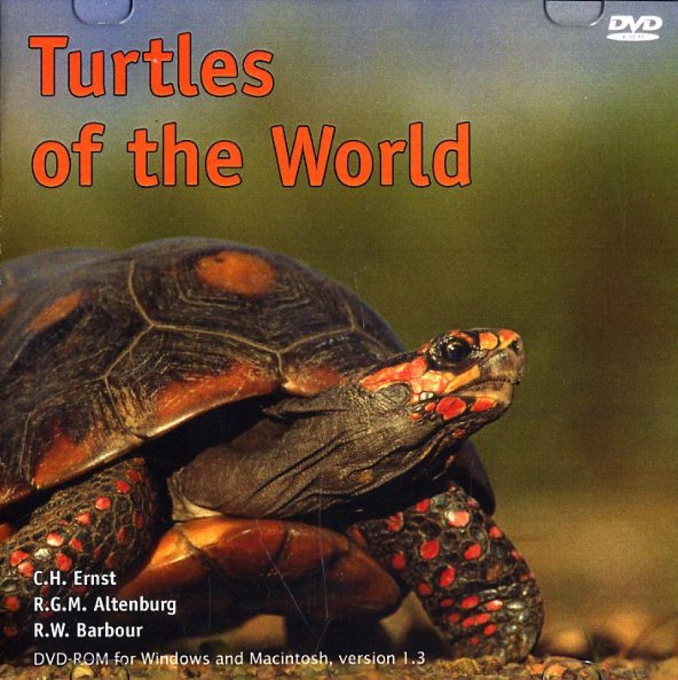 Turtles of the World 1.3 (DVD ROM)