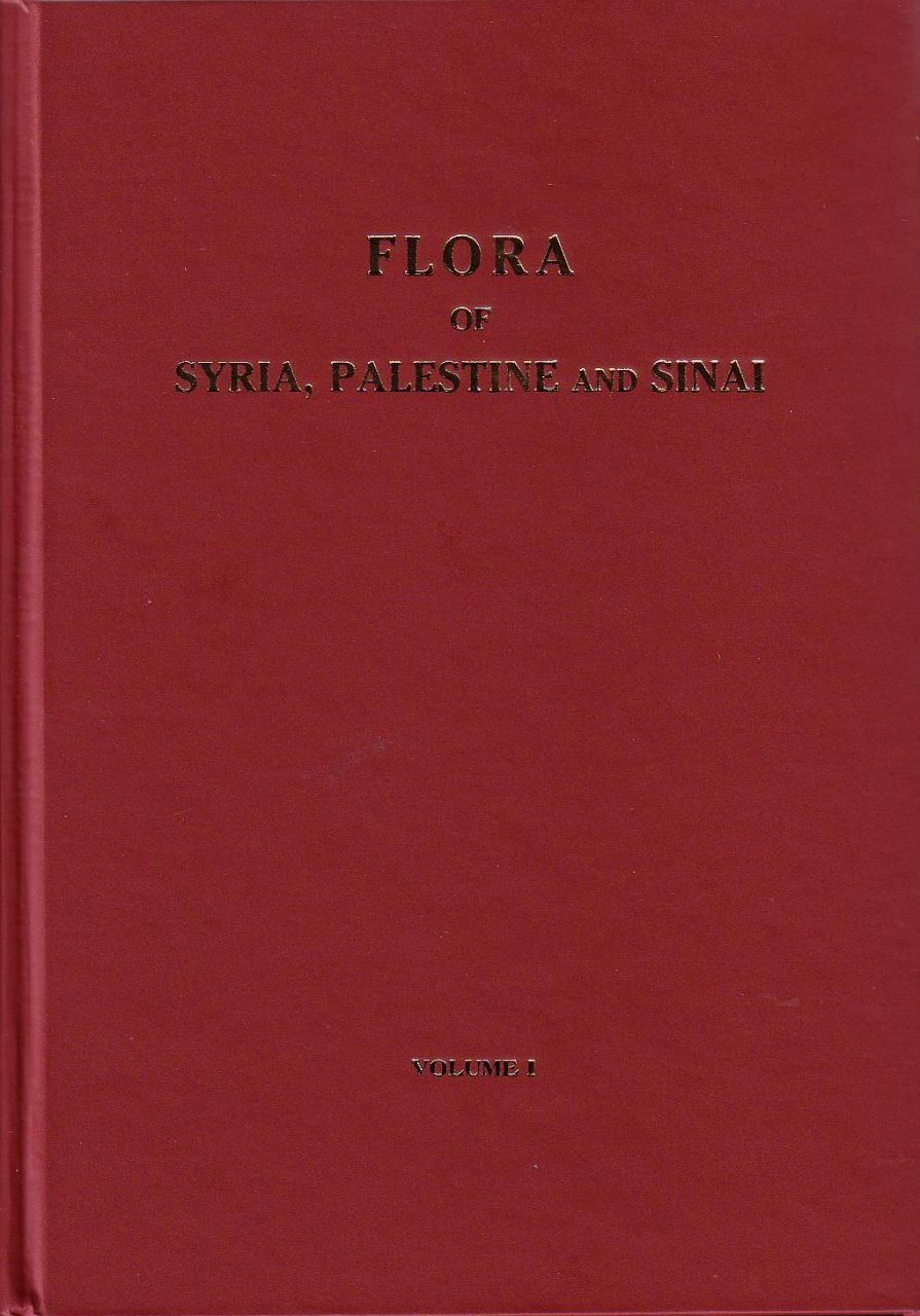 Flora of Syria, Palestine and Sinai (2-Volume Set)
