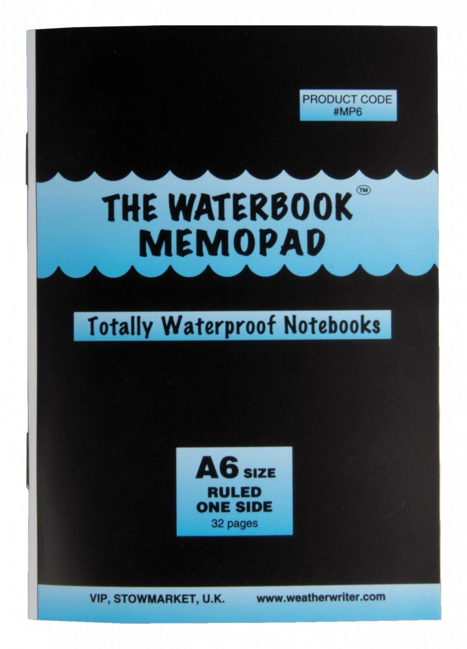 Waterbook A6 Memopad