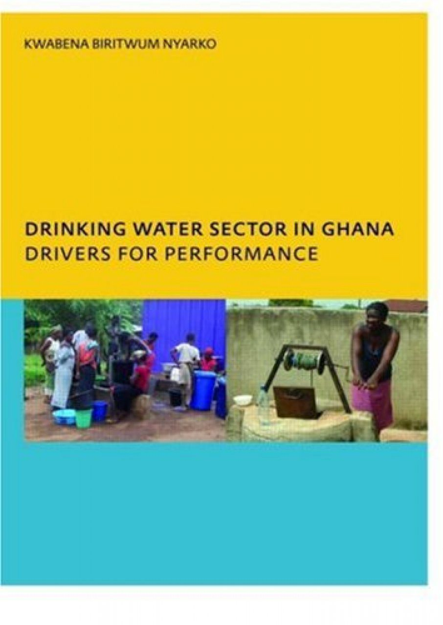 Drinking Water Sector in Ghana