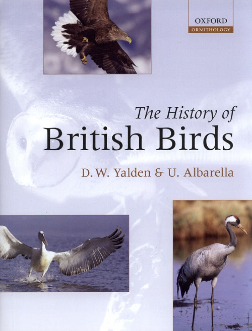 The BB/BTO Best Bird Book of the Year