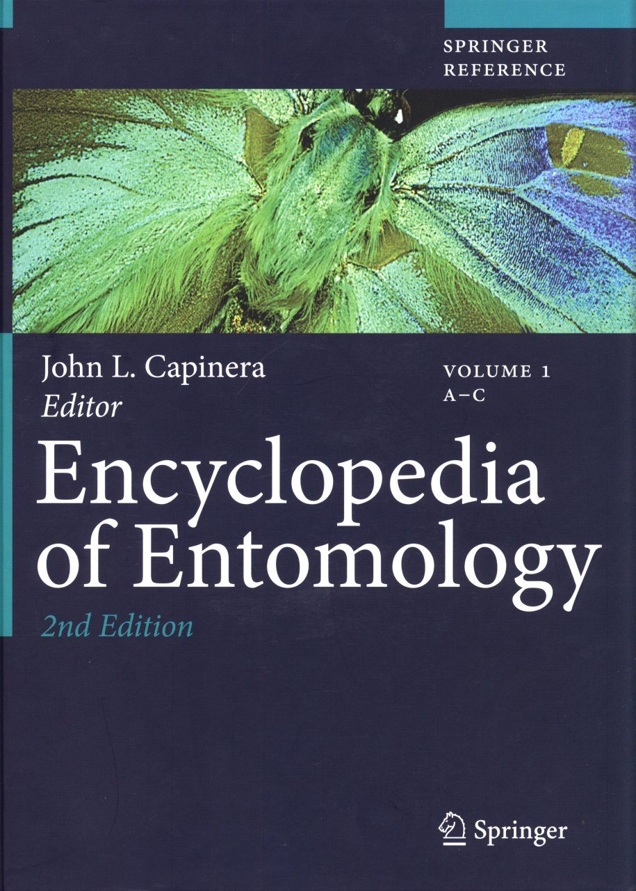 Encyclopedia of Entomology (4-Volume Set)