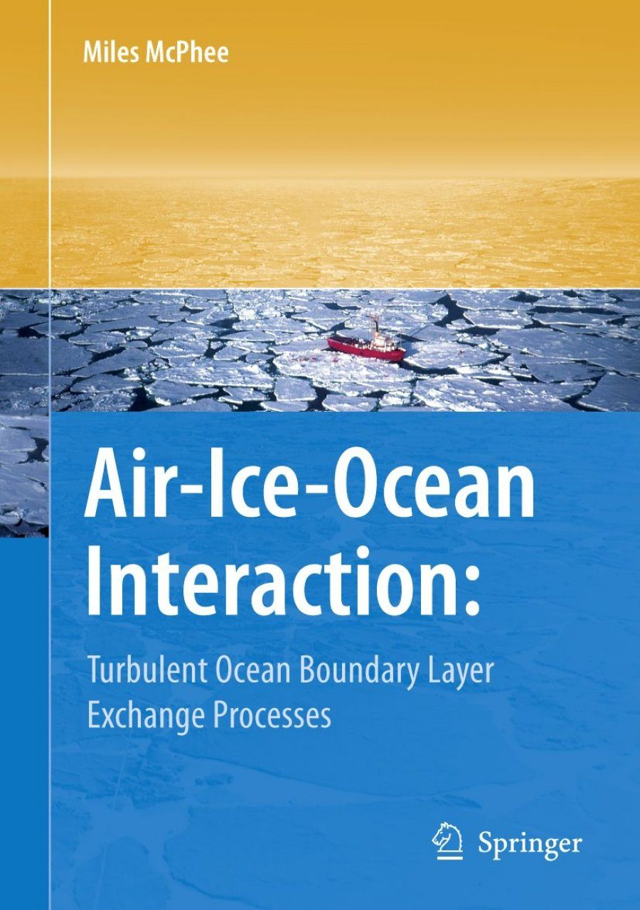 Air-Ice-Ocean-Interaction: Turbulent Ocean Boundary Layer Exchange Processes