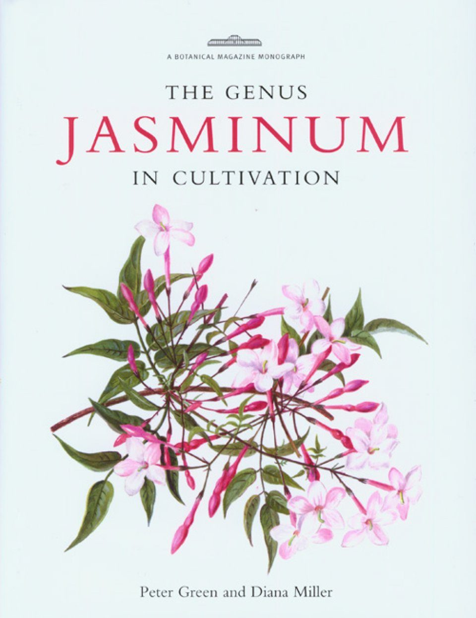 The Genus Jasminum in Cultivation