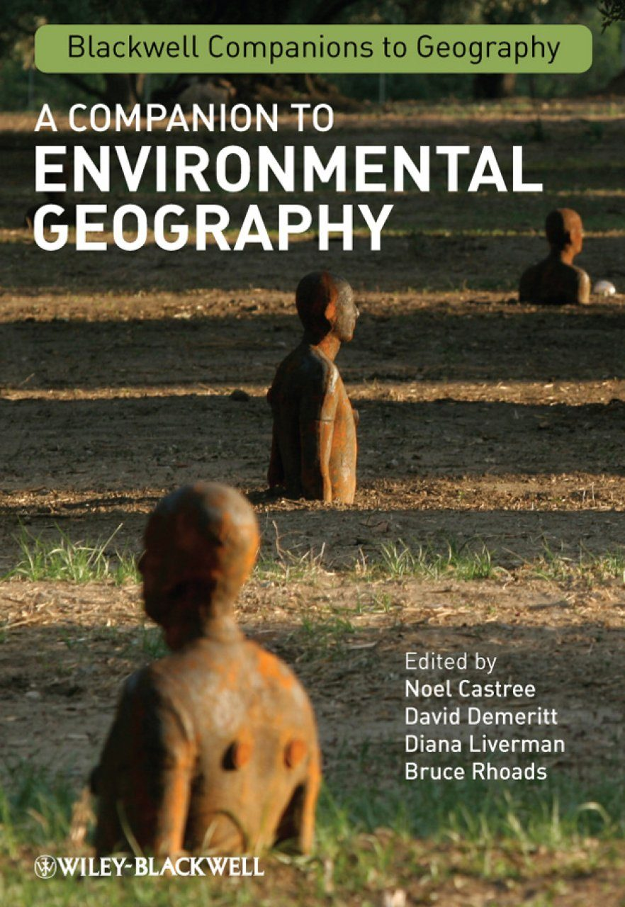 on Human Geography Of The Discipline