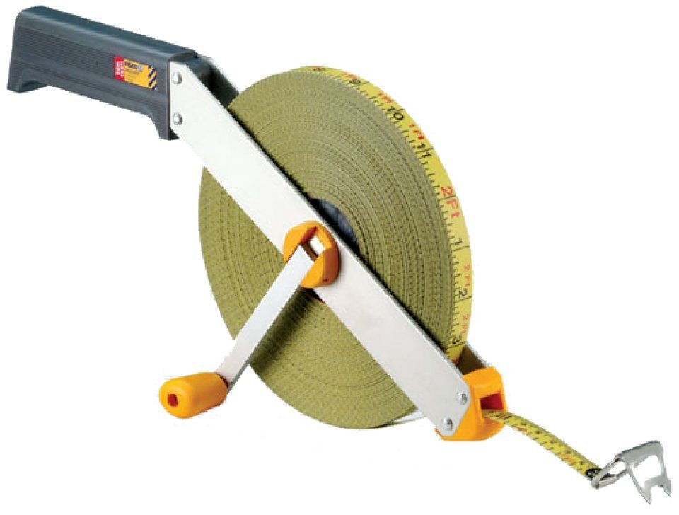 Fisco Tracker Steel Tape Measure