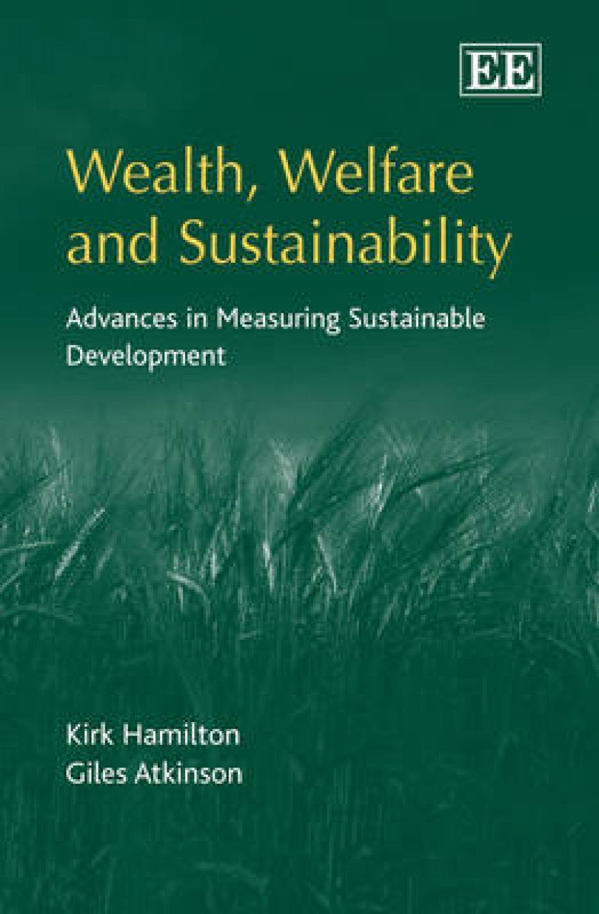 Wealth, Welfare and Sustainability
