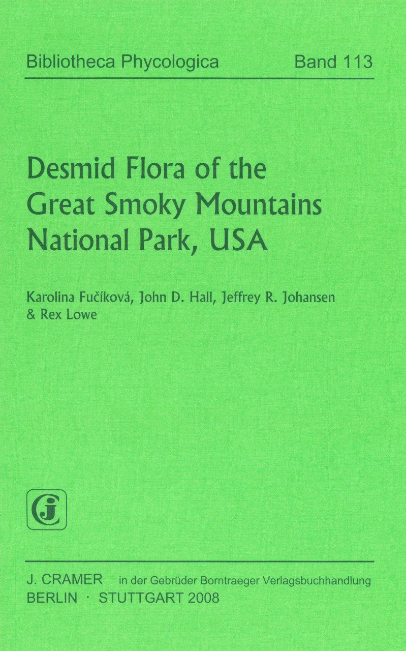 Desmid Flora of the Great Smoky Mountains National Park, USA