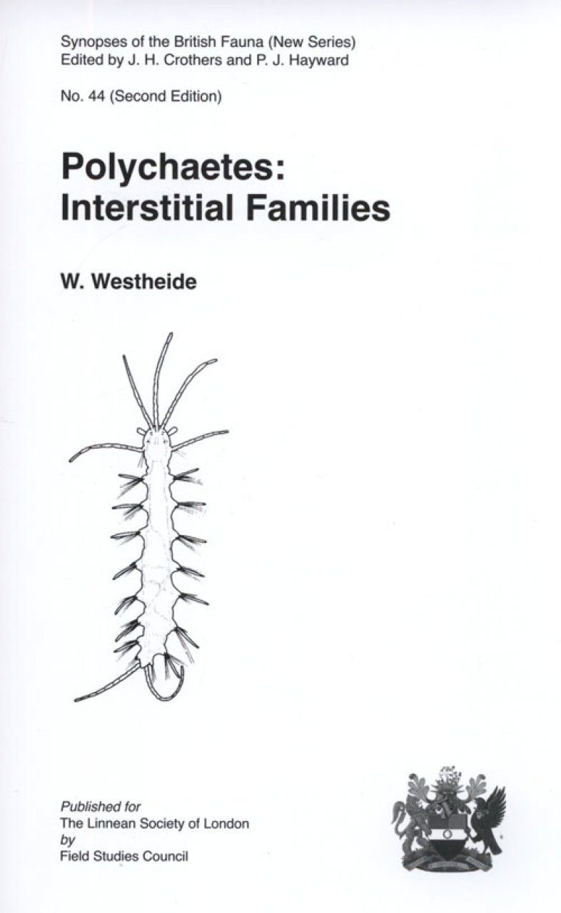 SBF Volume 44: Polychaetes: Interstitial Families