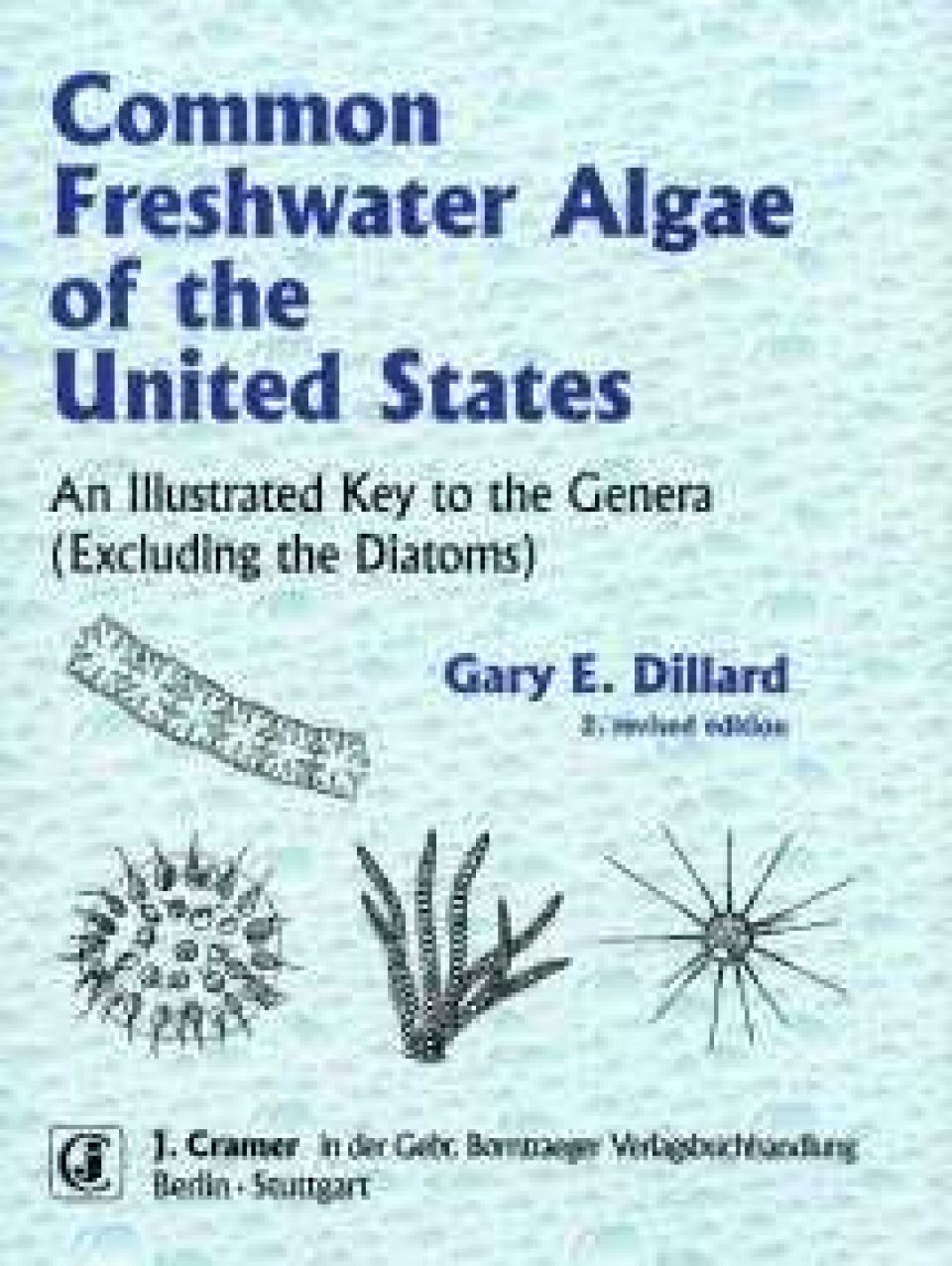 Common Freshwater Algae of the United States