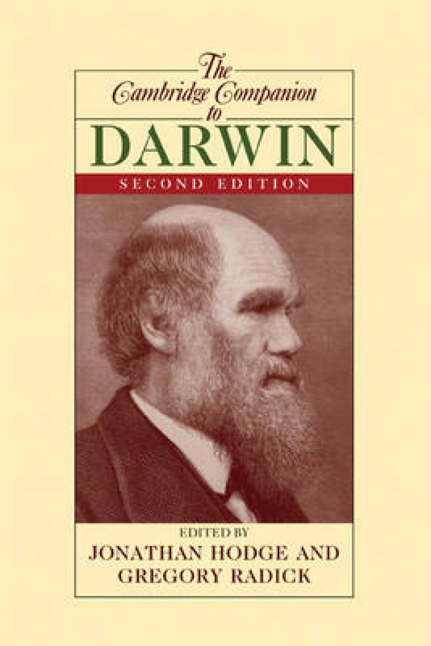 The Cambridge Companion to Darwin