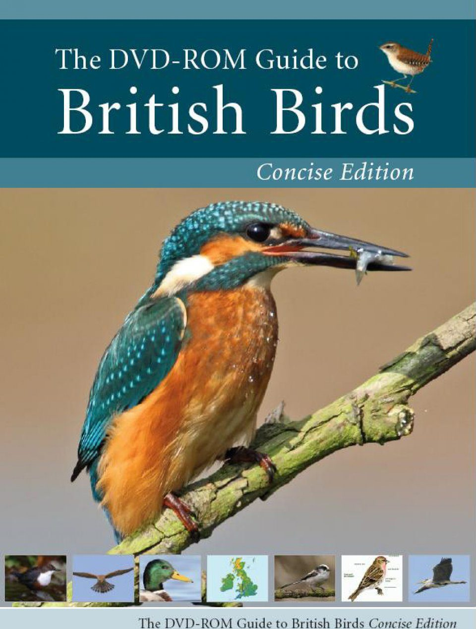 The DVD-ROM Guide to British Birds, Concise Edition