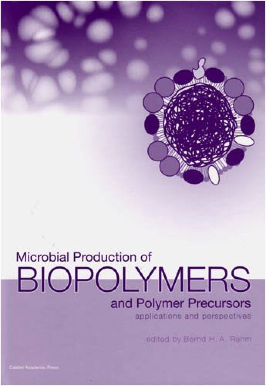 Microbial Production of Biopolymers and Polymer Precursors