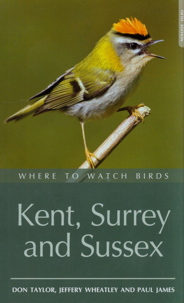 Where To Watch Birds In Kent Surrey And Sussex
