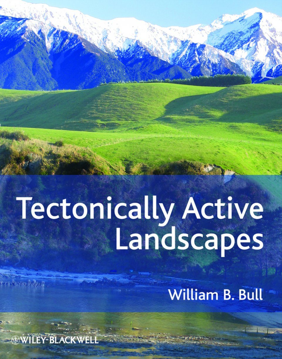 Tectonically Active Landscapes