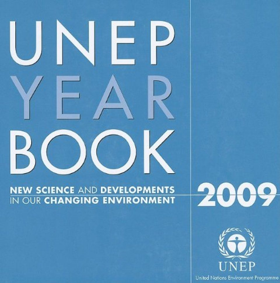 UNEP Yearbook 2009