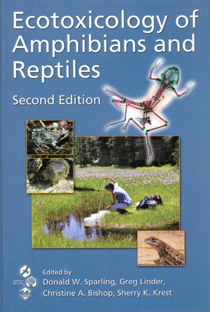 Ecotoxicology of Amphibians and Reptiles