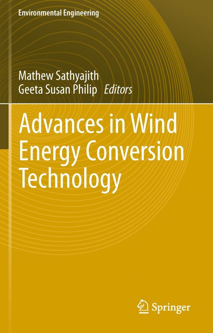 Advances in Wind Energy and Conversion Technology