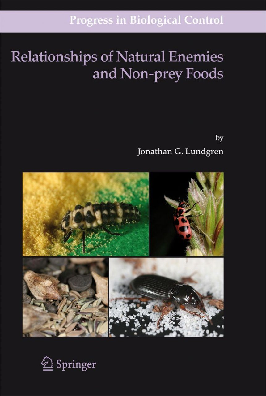 Relationships of Natural Enemies and Non-prey Foods