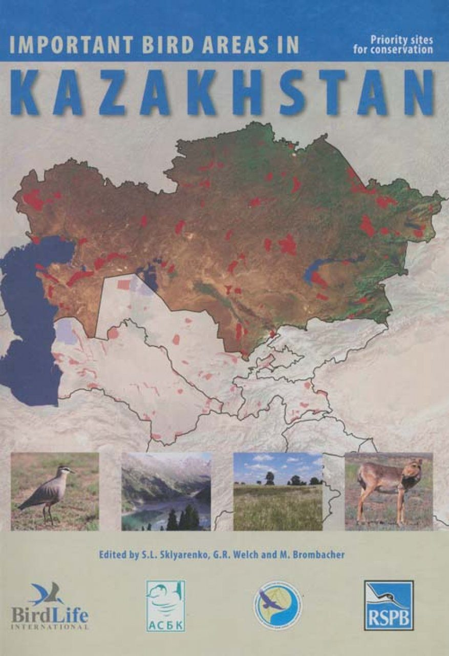 Important Bird Areas in Kazakhstan