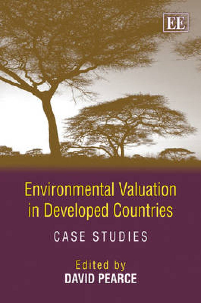 Environmental Valuation in Developed Countries