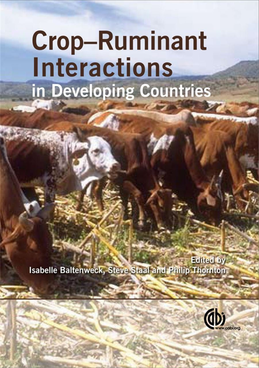 Crop Ruminant Interactions in Developing Countries