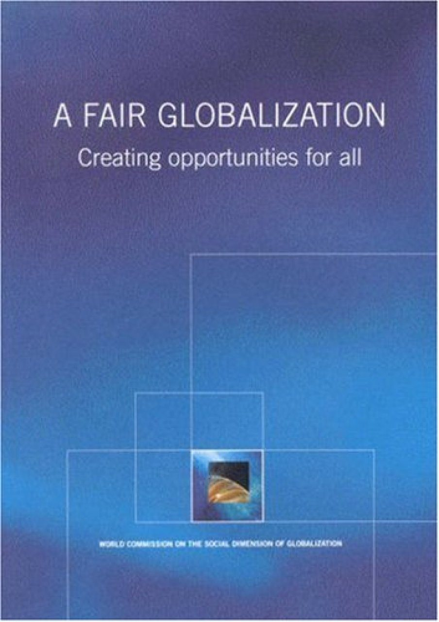 A Fair Globalization
