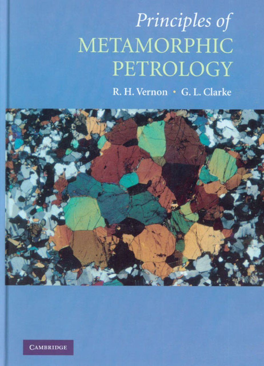 Principles of Metamorphic Petrology