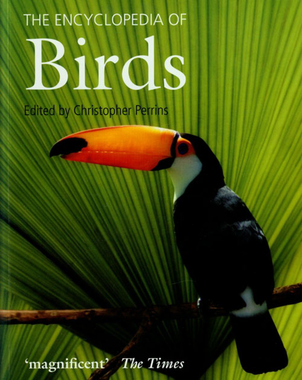 The Encyclopedia of Birds