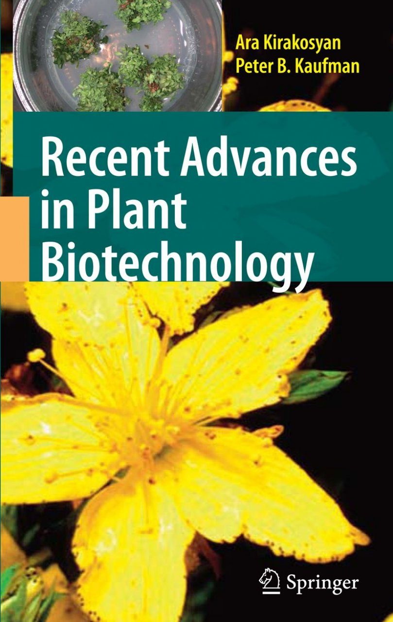 Recent Advances in Plant Biotechnology