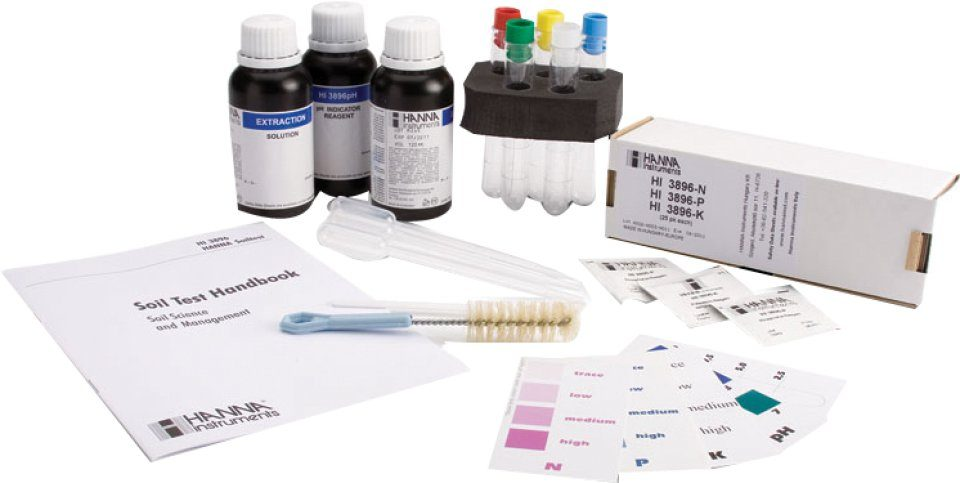 Professional Soil/Agriculture Test Kit