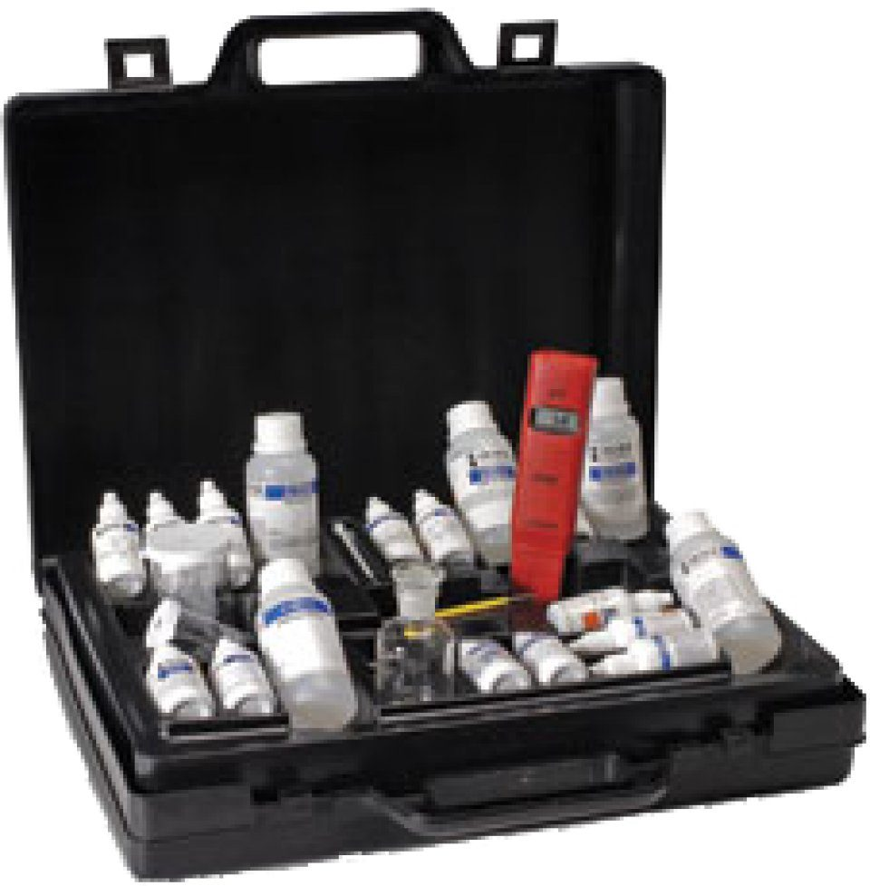 Environmental Monitoring Test Kit