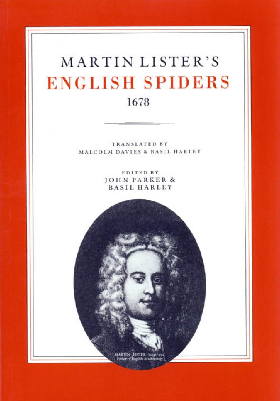 Martin Lister's English Spiders