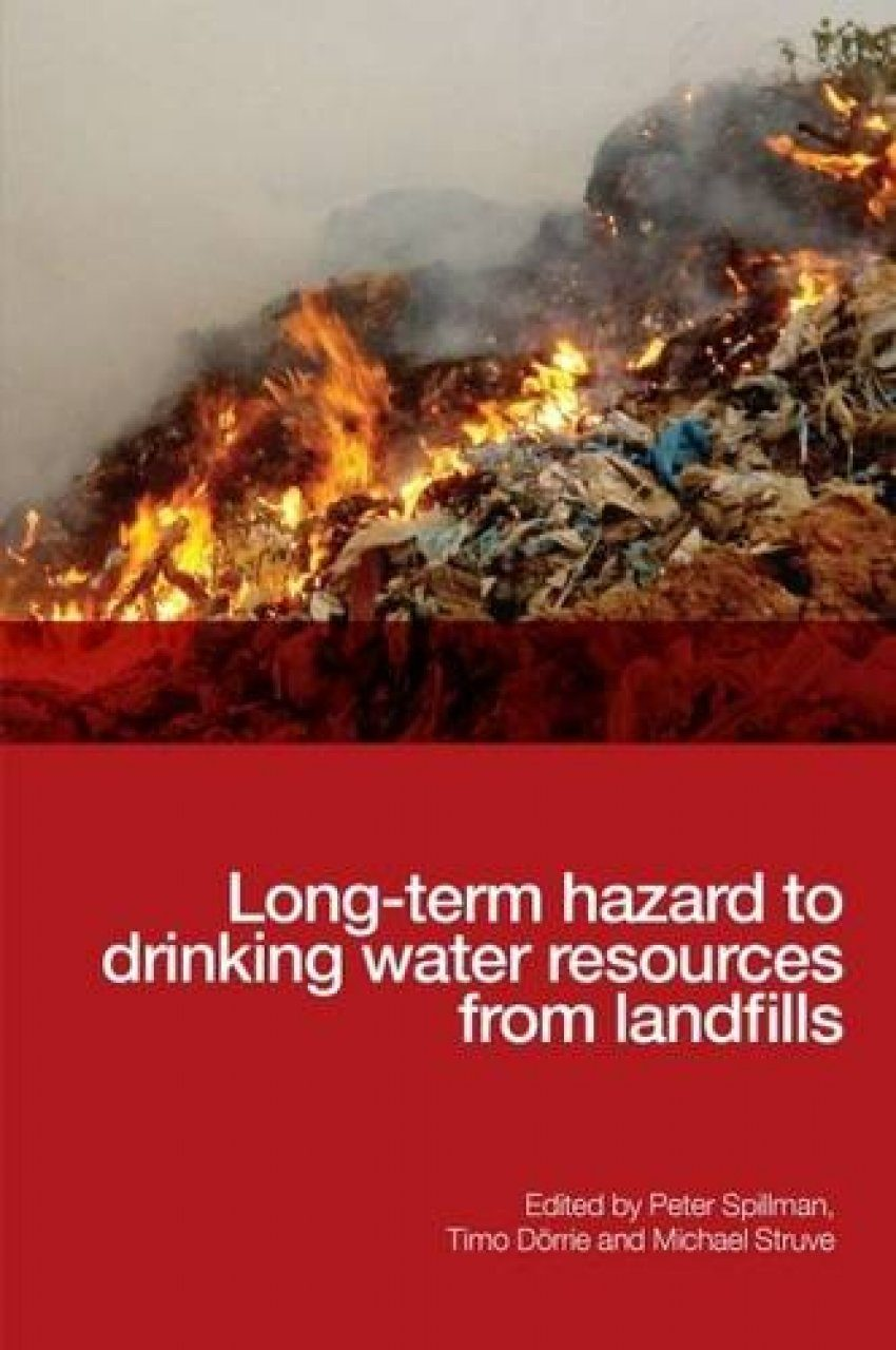 Long-term Hazard to Drinking Water Resources from Landfills