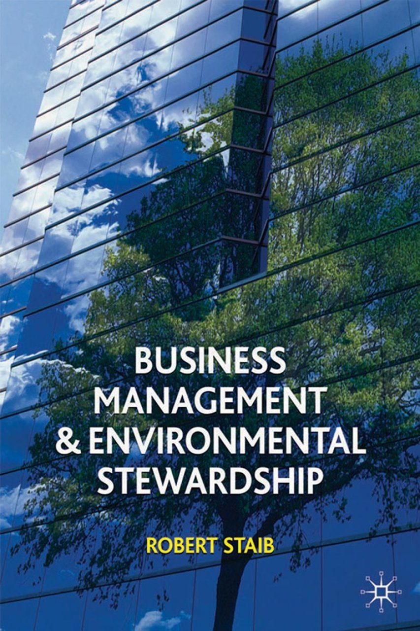 Business Management and Environmental Stewardship