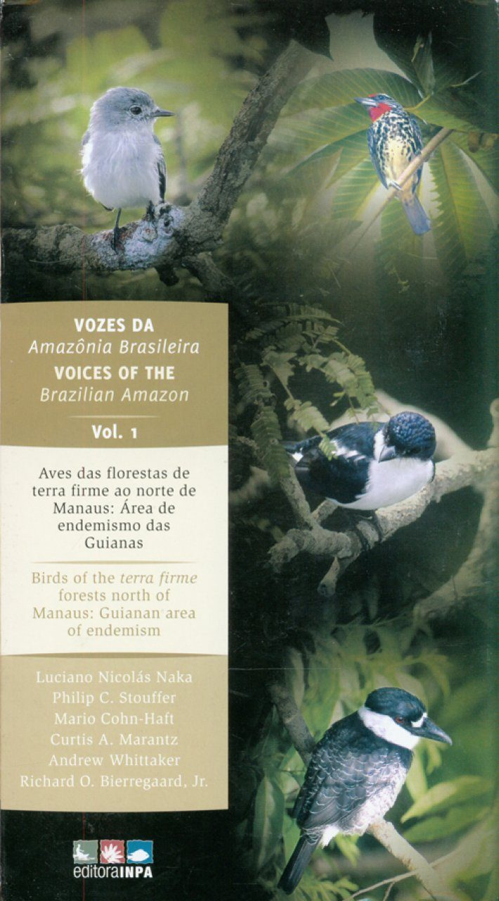 Voices of the Brazilian Amazon / Vozes da Amazônia Brasileira (4CD)
