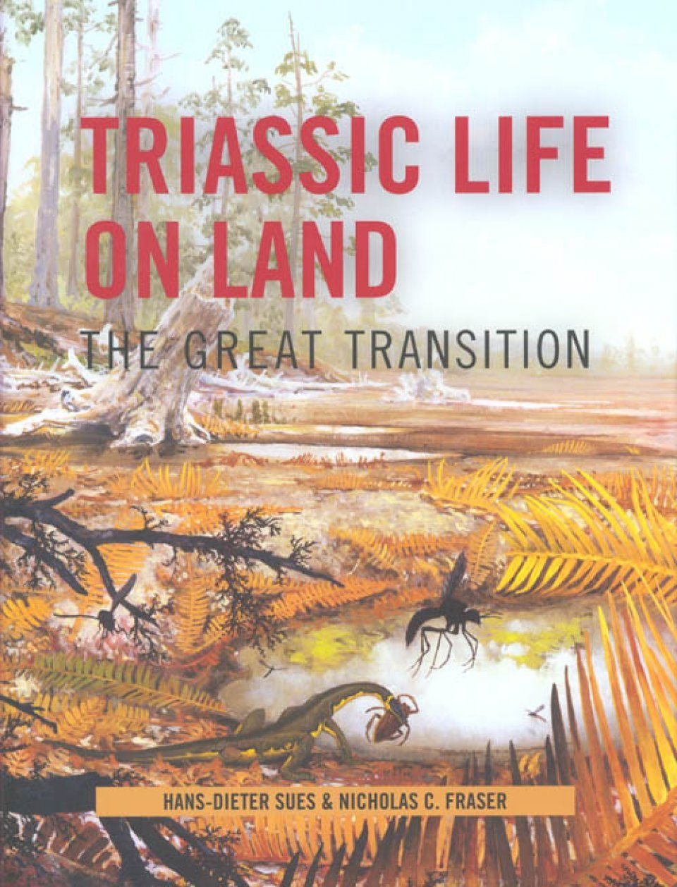 Triassic Life on Land
