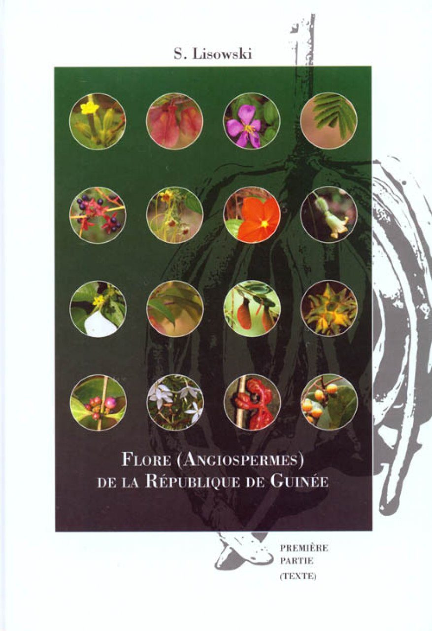 Flore (Angiospermes) de la République de Guinée (2-Volume Set) [Flora (Angiosperms) of the Republic of Guinea]